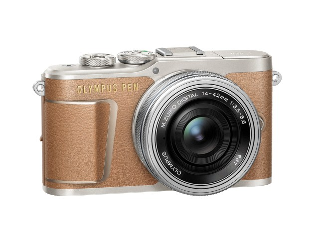 The new Olympus PEN E-PL9: The camera to put you in touch with your creative side