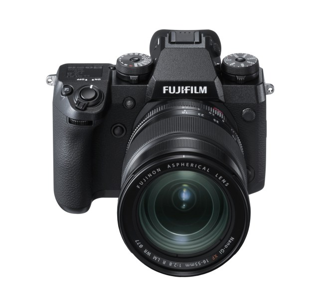 Fujifilm launches new mirrorless digital camera X-H1, the highest performance camera in the X Series