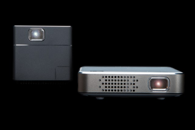 Kodak announces three ultra-compact portable projectors to play video from a mobile device