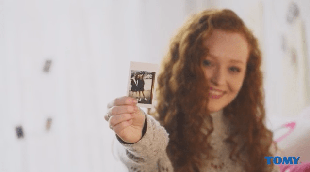 TOMY International brings affordable, portable instant photo printer to market with launch of KiiPix