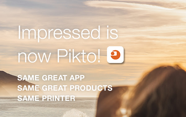 Impressed photo app is now Pikto