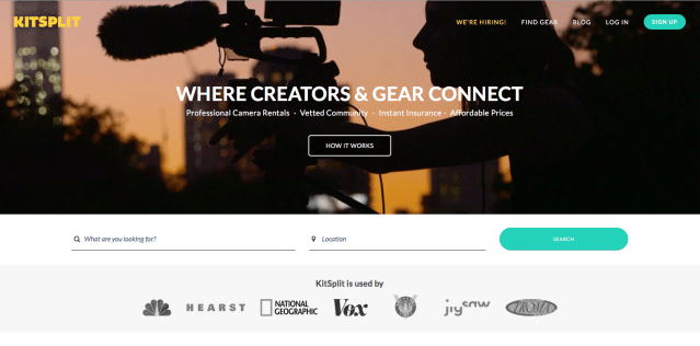 KitSplit acquires CameraLends, becoming the largest camera rental marketplace