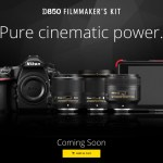Nikon announces D850 Filmmaker's Kit