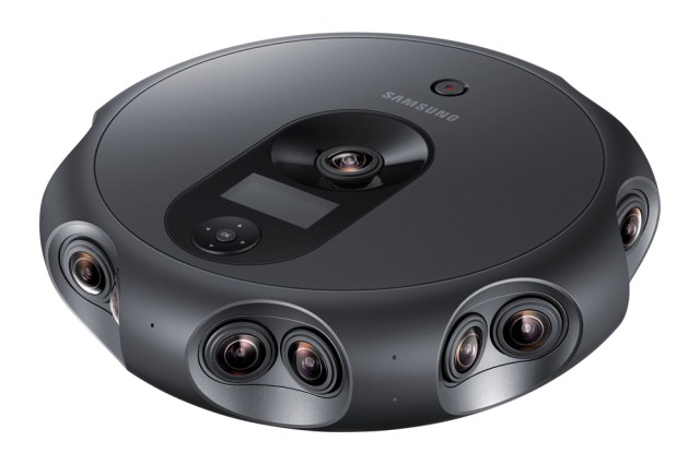 Samsung 360 Round brings easy, high-quality capture and post-production to 3D video