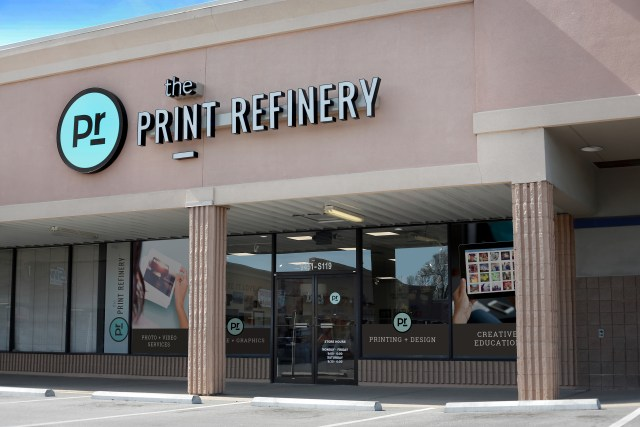 Discover The Print Refinery