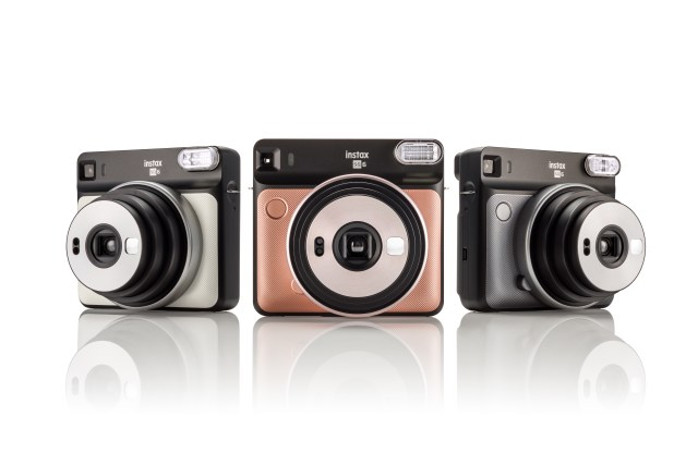 Fujifilm announces Instax SQ6, the first square-format analog Instax camera