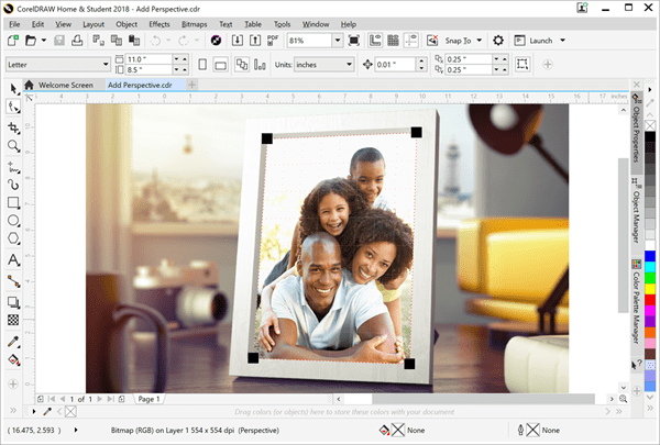CorelDRAW Home & Student Suite 2018: Impressive Creativity and Graphics Power in One Affordable Suite