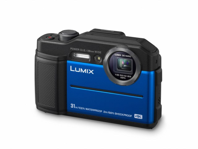 Panasonic debuts LUMIX TS7 with LVF, Wi-Fi and 4K Video and 4K Photo