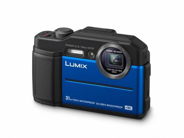 Panasonic debuts LUMIX TS7 with LVF, Wi-Fi and 4K Video and 4K Photo