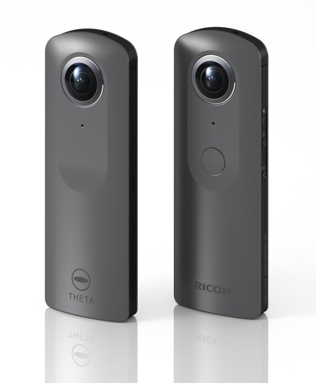 RICOH THETA V works with Google's newly announced VR tool – Tour Creator