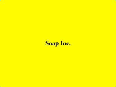 Snap Inc. reports first quarter 2018 results