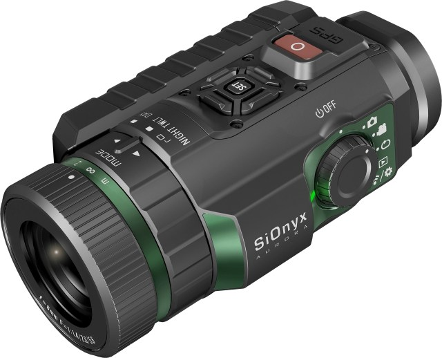 SiOnyx announces first day/night action camera for consumer market