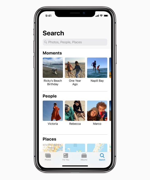 Apple updates iOS 12 Photo search, yields photo innovation leadership to Google