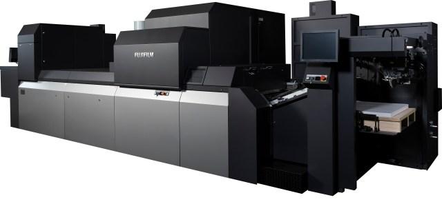 "Fujifilm announces sheetfed inkjet digital press ""Jet Press 750S"""
