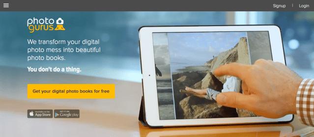 PhotoGurus shutting down mobile app and website July 15th