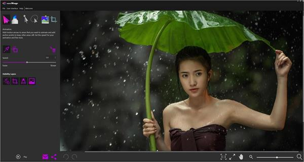 Corel introduces PhotoMirage, software for bringing photos to life with scroll-stopping animation
