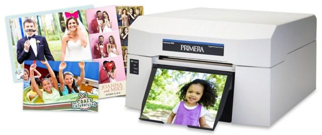 Primera introduces Impressa IP60 Digital Color Photo Printer