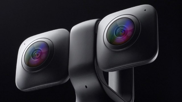 HumanEyes now shipping  5.7K Vuze XR Dual Camera