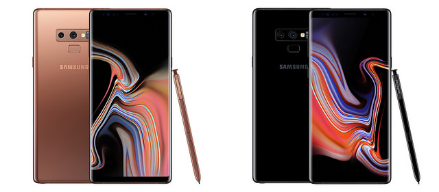 Samsung debuts long-awaited Galaxy Note9 with improved camera intelligence