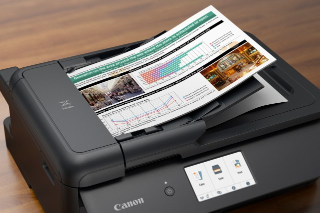 AirPrint support continues with new lineup of PIXMA printers from Canon U.S.A.