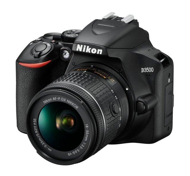 Nikon introduces D3500 entry-level DSLR