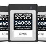 Delkin launches new line of premium XQD memory cards