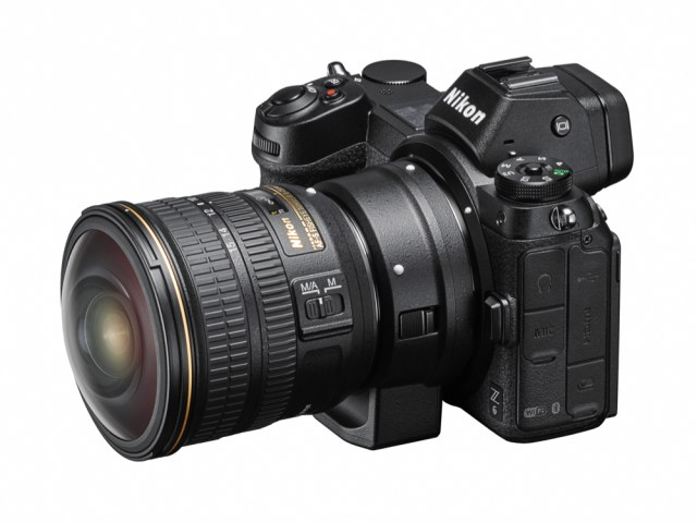 Nikon showing cinematic solutions to NAB, including Z-series cameras, MRMC automation