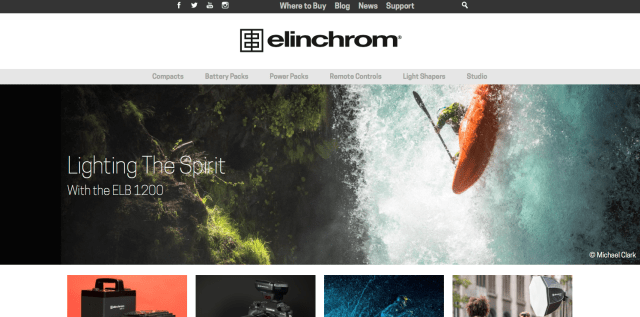 Elinchrom announces The Ranger Trade In