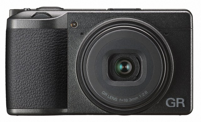 Ricoh debuts RICOH GR III high-end digital compact camera