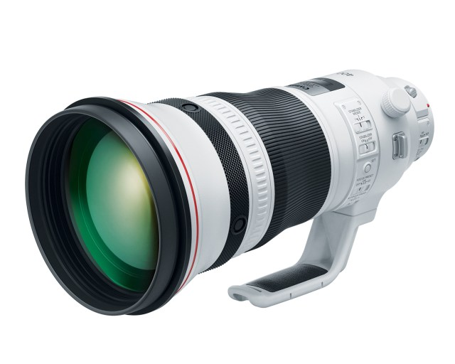 Canon redesigns premium L-Series super-telephoto lenses