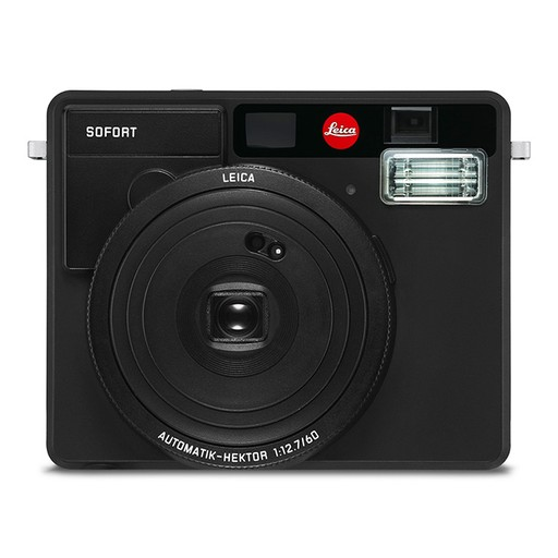 Leica Camera announces black version of SOFORT instant camera