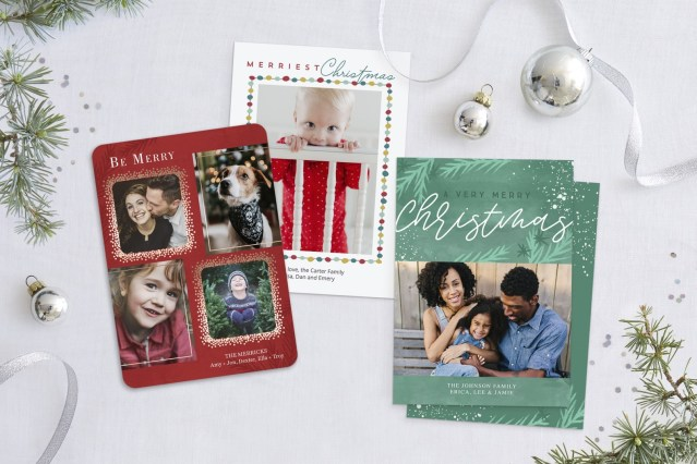 Kodak Moments announces holiday card promotions