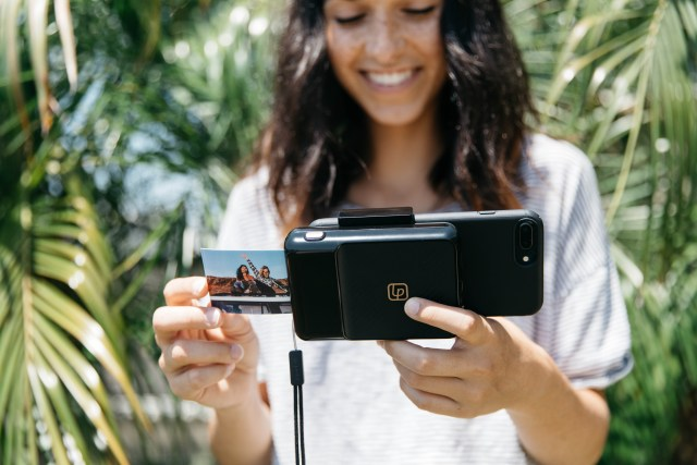 Lifeprint debuts instant print camera for iPhone