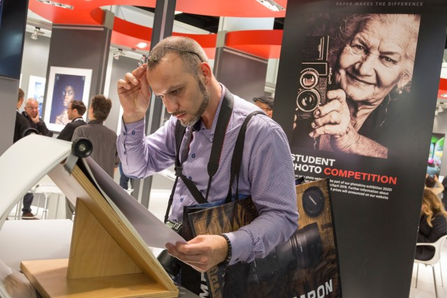 Hahnemuhle at photokina