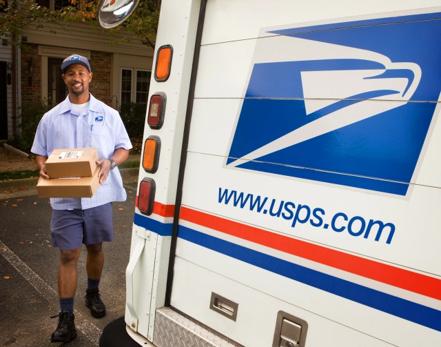 U.S. postal service reports first quarter fiscal 2019 results
