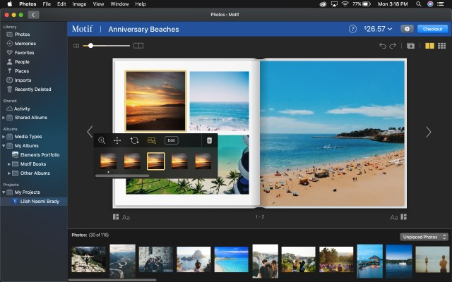 Apple Photos extension Motif expands internationally with tiered rollout in Europe