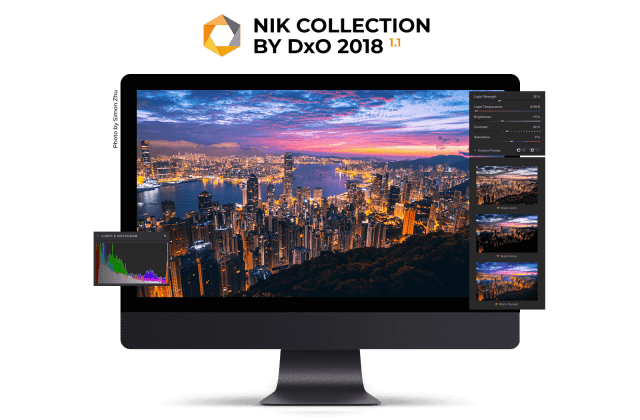 Nik Collection by DxO 2018 v1.1: promises kept!