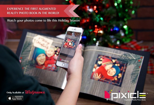 Pro Exp Media Inc. releases Pixicle AR photo book exclusively available at Walgreens