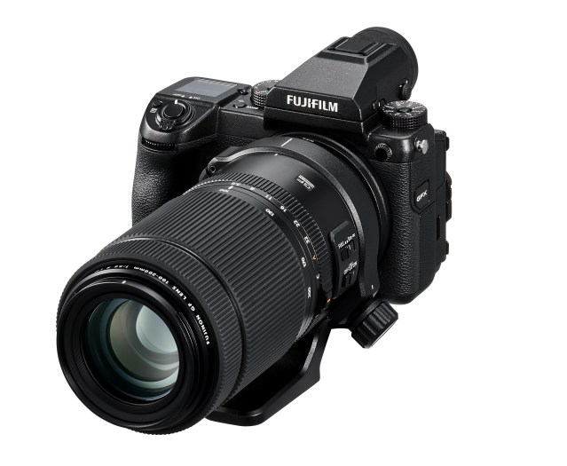 Fujifilm introduces new telephoto zoom lens for the GFX medium format system