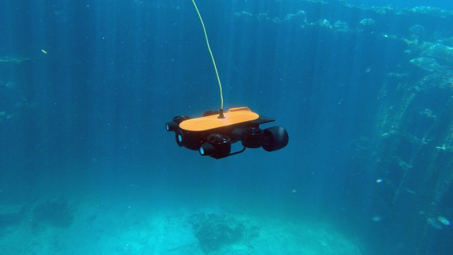 Geneinno is set to feature their newest underwater gadgets at CES 2019