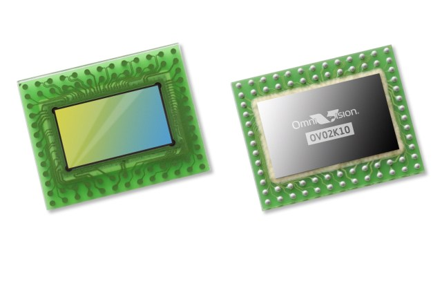 OmniVision image sensor enables high-quality video for smartphones