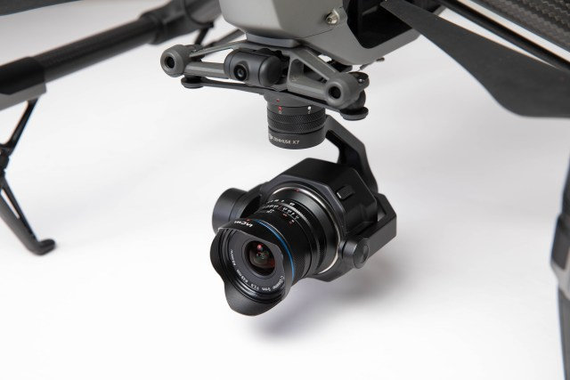 Venus Optics announces the widest lens for DJI X7 cameras, Inspire 2 drones, Laowa 9mm f/2.8 DL Zero-D
