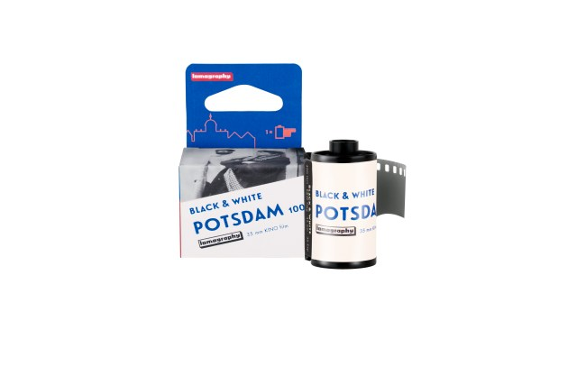 Lomography announces Potsdam Kino black-and-white 100 35mm film