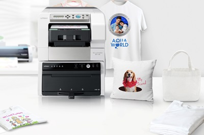 Roland DGA announces first direct-to-garment printer for on demand personalization
