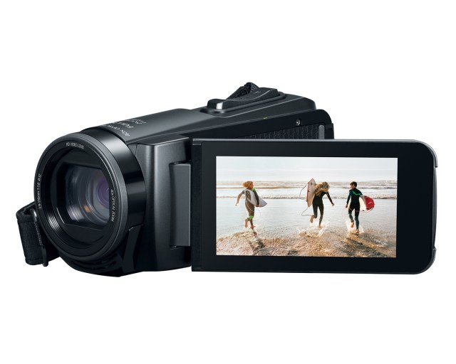 Canon introduces waterproof and shockproof Canon VIXIA camcorders