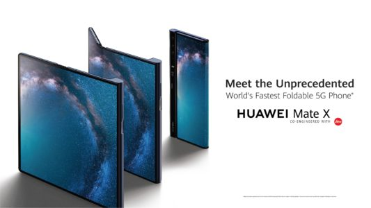Huawei launches smart products at MWC 2019, reaffirms commitment to 5G era