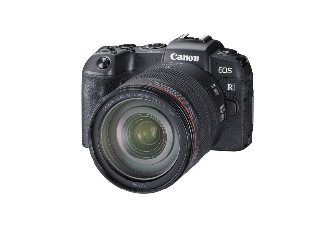 Canon introduces second full-frame mirrorless camera – The EOS RP