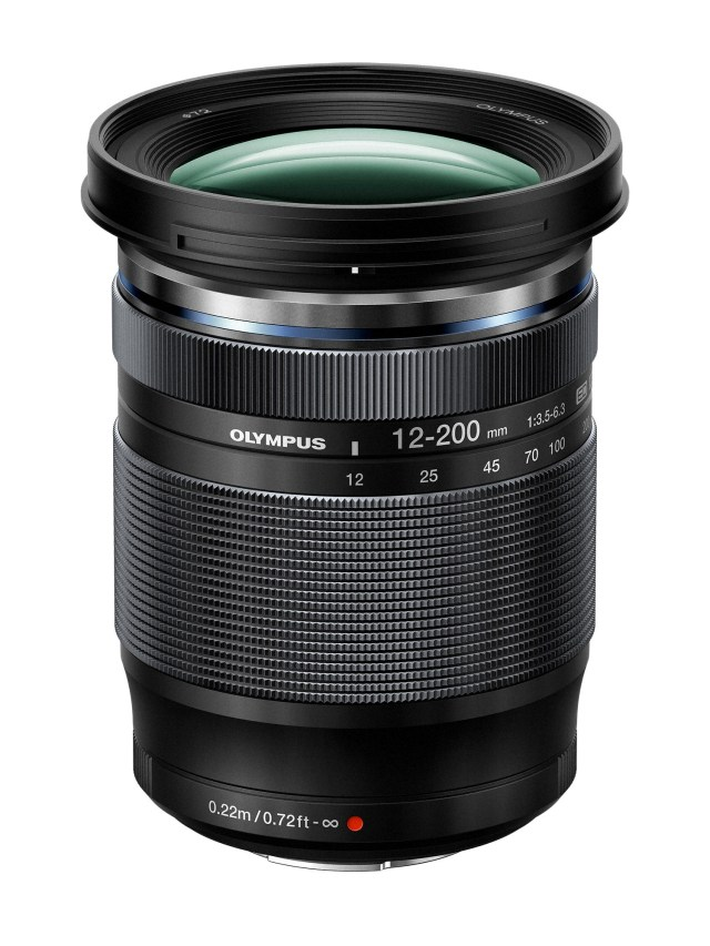 Olympus announces M.Zuiko Digital ED 12-300mm