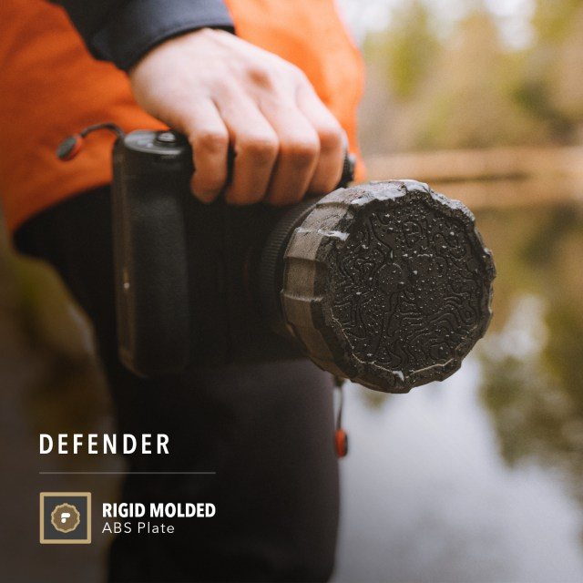 PolarPro unveils Defender lens-cap/cover