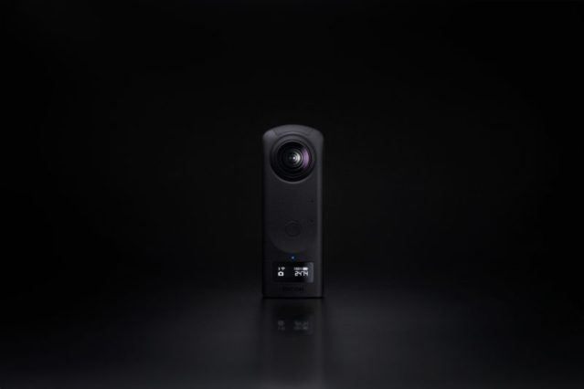 Ricoh announces THETA Z1 with 23MP resolution for still images